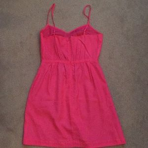 J. Crew Dresses - Hot Pink JCrew Dress